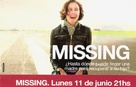 """Missing"" - Argentinian poster (xs thumbnail)"