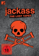 Jackass: The Movie - German Movie Cover (xs thumbnail)