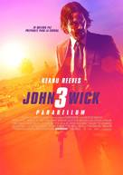 John Wick: Chapter 3 - Parabellum - Colombian Movie Poster (xs thumbnail)