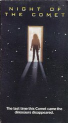 Night of the Comet - VHS cover (xs thumbnail)