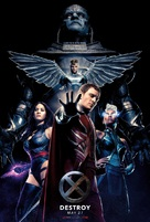X-Men: Apocalypse - Movie Poster (xs thumbnail)