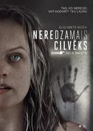 The Invisible Man - Latvian Movie Poster (xs thumbnail)