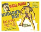 Hudson's Bay - Movie Poster (xs thumbnail)