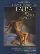 Laura, les ombres de l'été - French Movie Poster (xs thumbnail)
