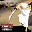 """Samurai Jack"" - Blu-Ray movie cover (xs thumbnail)"