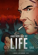 Another Day of Life - Dutch Movie Poster (xs thumbnail)