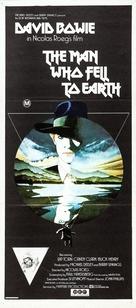 The Man Who Fell to Earth - Australian Movie Poster (xs thumbnail)