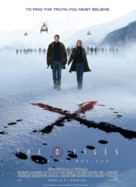 The X Files: I Want to Believe - Danish Movie Poster (xs thumbnail)