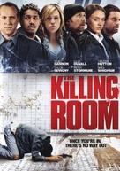 The Killing Room - DVD cover (xs thumbnail)