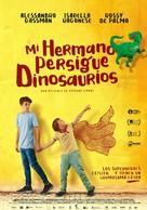 Mio fratello rincorre i dinosauri - Spanish Movie Poster (xs thumbnail)