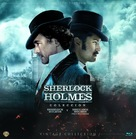 Sherlock Holmes - Spanish Movie Cover (xs thumbnail)