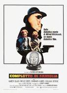Family Plot - Italian Movie Poster (xs thumbnail)