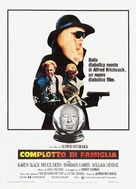 Family Plot - Italian Movie Poster (xs thumbnail)