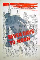 Seven Days to Noon - British Movie Poster (xs thumbnail)