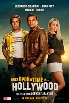 Once Upon a Time in Hollywood - Australian Movie Poster (xs thumbnail)