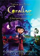 Coraline - Swedish Movie Poster (xs thumbnail)
