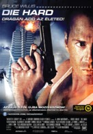 Die Hard - Hungarian Re-release movie poster (xs thumbnail)