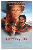 Old Gringo - Argentinian Movie Poster (xs thumbnail)
