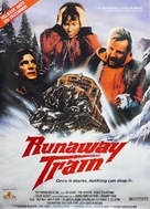 Runaway Train - British Movie Cover (xs thumbnail)