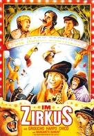 At the Circus - German Movie Poster (xs thumbnail)