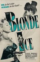 Blonde Ice - poster (xs thumbnail)