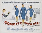 Come Fly with Me - Movie Poster (xs thumbnail)