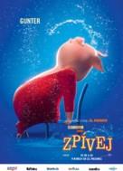Sing - Czech Movie Poster (xs thumbnail)