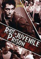 Riot in Juvenile Prison - DVD cover (xs thumbnail)