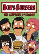"""Bob's Burgers"" - DVD movie cover (xs thumbnail)"