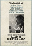 Inside Llewyn Davis - Argentinian Movie Poster (xs thumbnail)