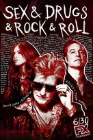 """Sex&Drugs&Rock&Roll"" - Movie Poster (xs thumbnail)"