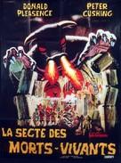 The Devil's Men - French Movie Poster (xs thumbnail)