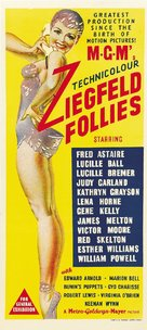Ziegfeld Follies - Australian Movie Poster (xs thumbnail)