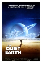 The Quiet Earth - Movie Poster (xs thumbnail)