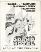 Grand Hotel - poster (xs thumbnail)