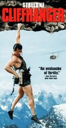 Cliffhanger - VHS cover (xs thumbnail)