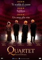 Quartet - Italian Movie Poster (xs thumbnail)