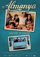 Almanya - Willkommen in Deutschland - British Movie Poster (xs thumbnail)