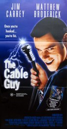 The Cable Guy - Australian Movie Poster (xs thumbnail)