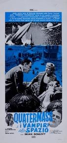 Quatermass 2 - Italian Movie Poster (xs thumbnail)