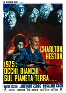 The Omega Man - Italian Movie Poster (xs thumbnail)