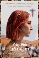 Lady Bird - Vietnamese Movie Poster (xs thumbnail)