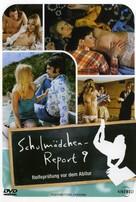 Schulmädchen-Report 9: Reifeprüfung vor dem Abitur - German DVD cover (xs thumbnail)