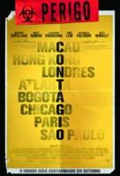 Contagion - Brazilian Movie Poster (xs thumbnail)