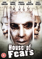 House of Fears - British DVD cover (xs thumbnail)