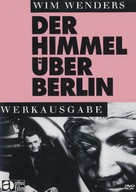Der Himmel über Berlin - German Movie Cover (xs thumbnail)