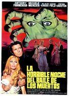 Nella stretta morsa del ragno - Spanish Movie Poster (xs thumbnail)