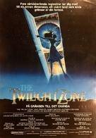 Twilight Zone: The Movie - Swedish Movie Poster (xs thumbnail)