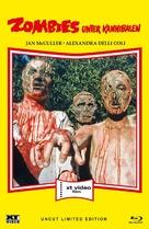 Zombi Holocaust - Austrian Blu-Ray cover (xs thumbnail)