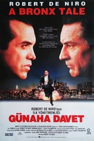 A Bronx Tale - Turkish Movie Poster (xs thumbnail)